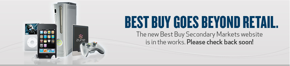 Best Buy Secondary Markets